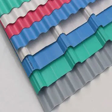 Colour Roofing Sheets
