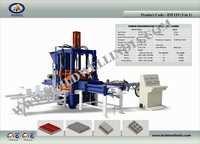 Automatic Paver Making Machine