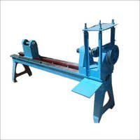 Pneumatic Spinning Lathe Machine