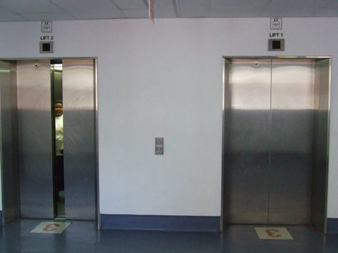 Elevators, Lifts & Escalators