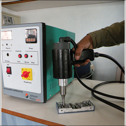 Ultrasonic Welding Hand Gun