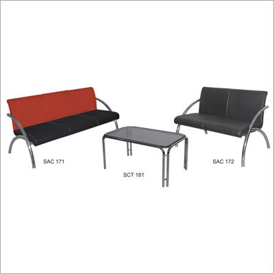 Steel Waiting Benches