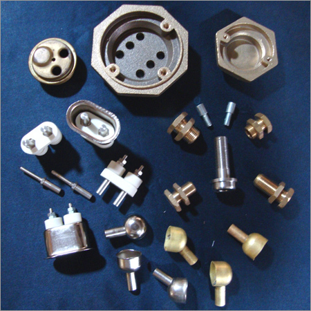 Brass Parts & Ceramics for Heating Elements