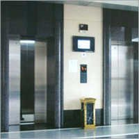 Space Requirement Passenger Elevator