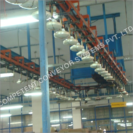 Overhead Industrial Conveyor
