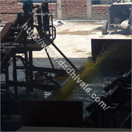 Industrial Galvanizing Plant