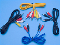 Molded Cords-RCA