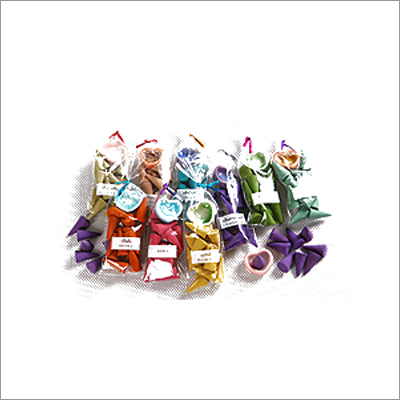Colour Incense Cones