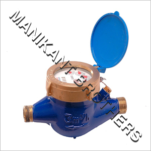 Multi-Jet Water Meter Body