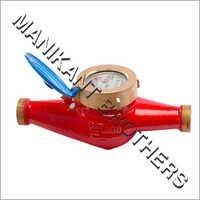 Multi Jet Dry Dial Water Meter