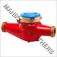 Multi-Jet HOT Water Meter