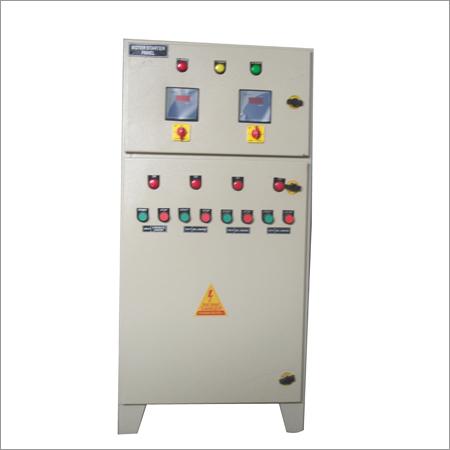 Three Phase PLC Control Panel