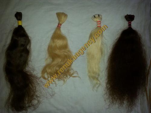 Remy Single Drawn Bulk Hair