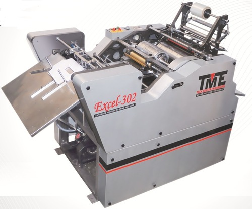 Fully Automatic Envelope Window Pasting Machine
