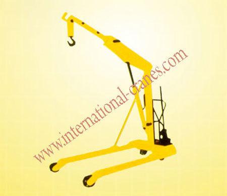 Portable Floor Crane