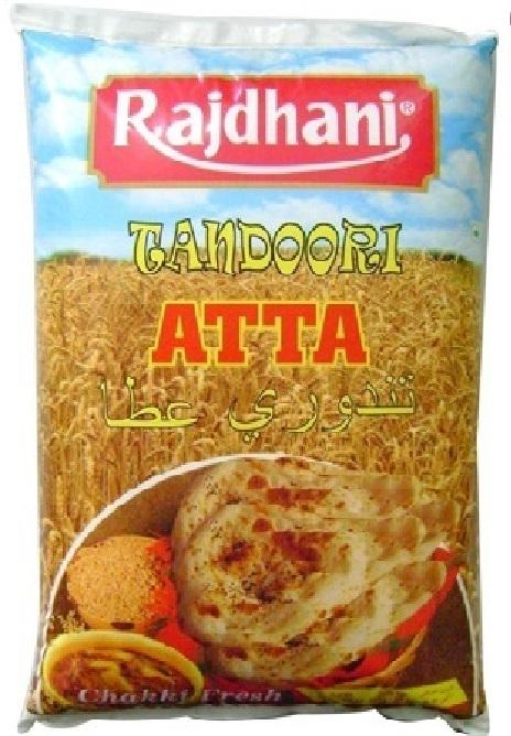 Tandoori Atta packing Bag 10 Kg size