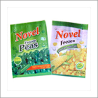 Peas Packaging Bags