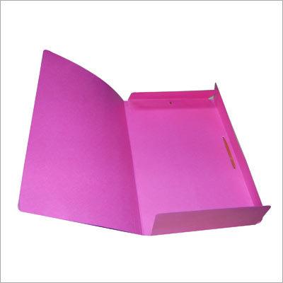 Plastic File Folder
