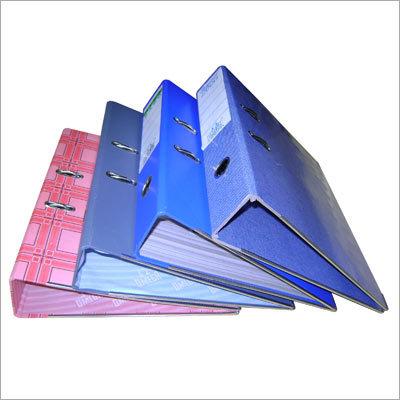 Lever Arch Folders