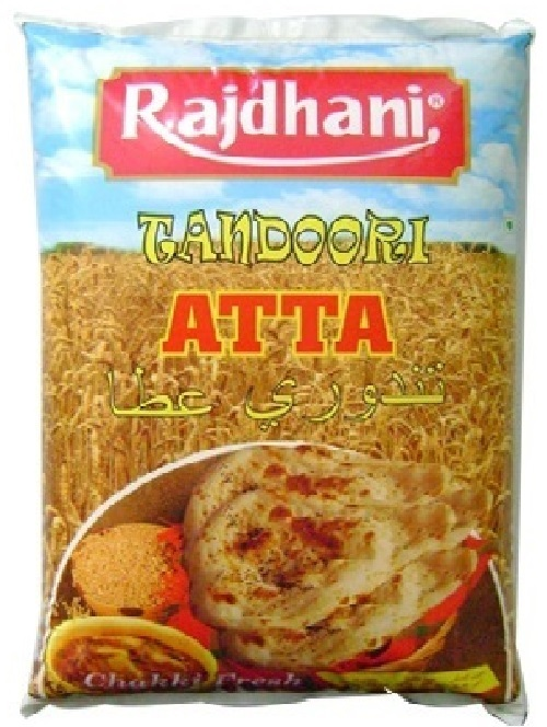 Made For Rajdhani Atta 5 kg size