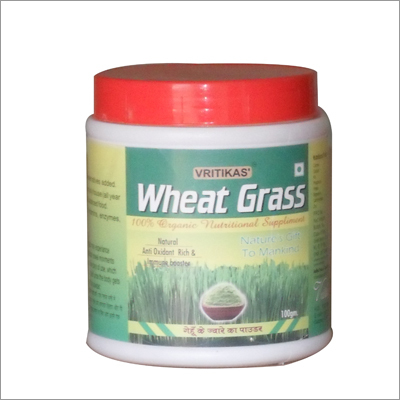 Wheat grass powder organic