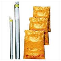 Earthing Electrode With Bags