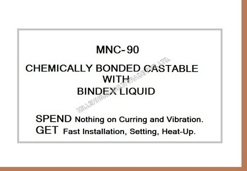 Chemically Bonded Castable