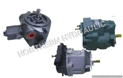 Variable Control N Axle Piston Pump