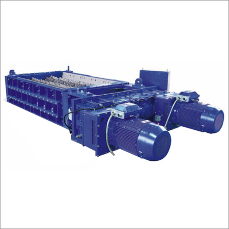 Double Roll Crusher