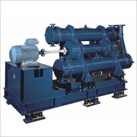 Twin Tube Vibrating Mill
