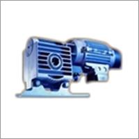 Shaft Mounted Geared Motor