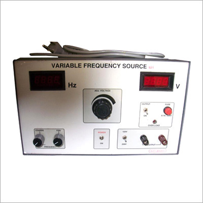 Variable Frequency Source