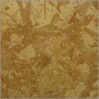Flower Gold Marble