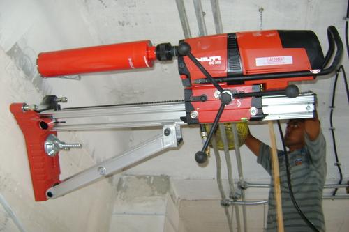 Concrete  Core Cutting