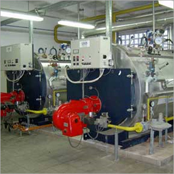 Water Treatment Boiler