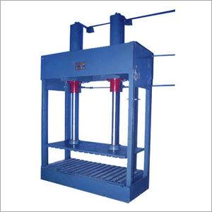 Hydraulic Bundling Press