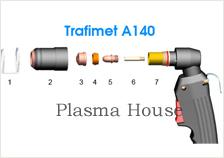TRAFIMET A90 / A101 / A141 / A151 Torch