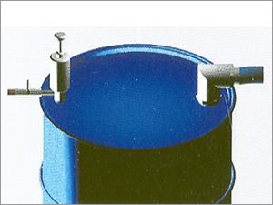 Barrel Filling Emptying System