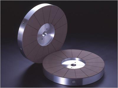 Double Disc CBN Grinding Wheel