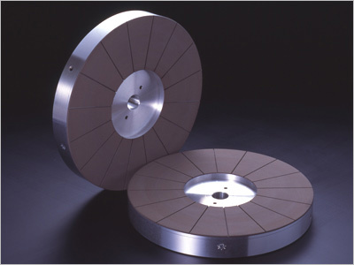 Double Disc CBN Grinding Wheel