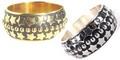 Brass Stud Bracelet