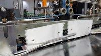 Crash Lock Bottom Carton Folding Gluing Machine