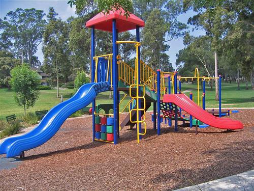 Children's Play Ground Equipment