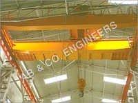 Double-Girder EOT Cranes