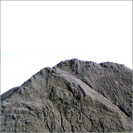Petroleum Coke Ash