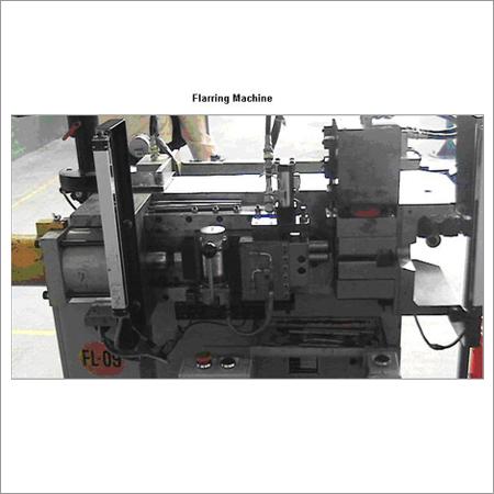 Flaring Machine