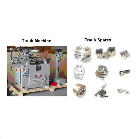 Traub Machine and Spares