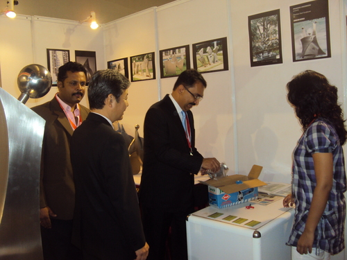 CEO with Vikram kirloskar & Toyota india head