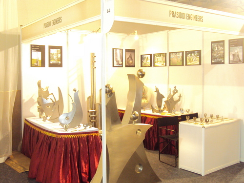 Stall In Global Investors meet bangalore