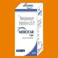 Meropenem 1gm, 250mg Injections